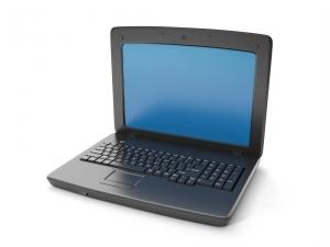 3d Illustration Of Computer Technologies. Concept