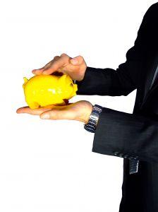 Business Piggy Bank 3 Ver. 1