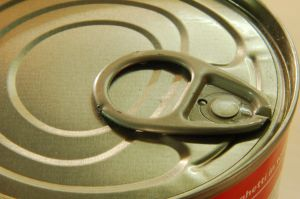 Can With Opener