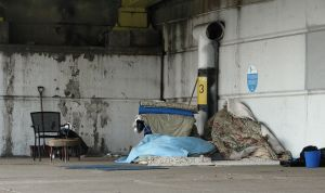 Home For The Homeless