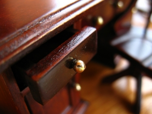 Miniature Desk Drawer