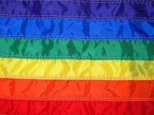 Rainbow (gay Pride) Flag