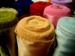 Rolled Textile