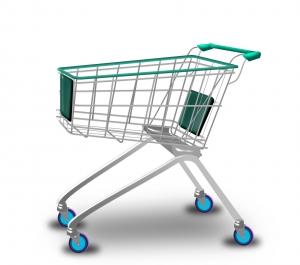 Shopping Trolley  1