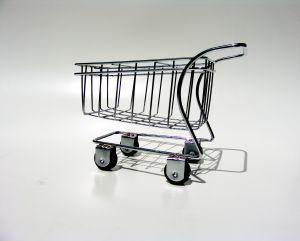 Supermarket Pushcart 03